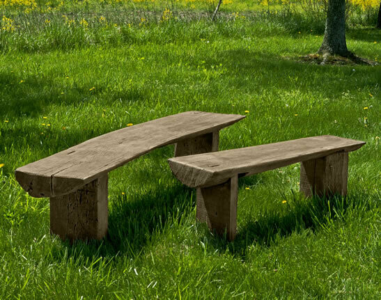 Small Bois Bench (BR)