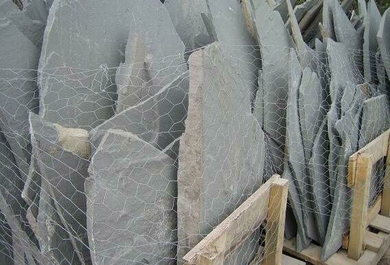 "Irregular Flagstone  1"" - 3"" Thick Pieces Full Pallet"