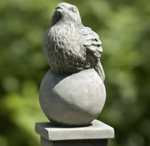 Williamsburg Fence Post Bird