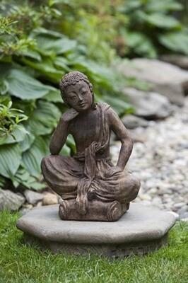 Seated Buddha Small (PV)