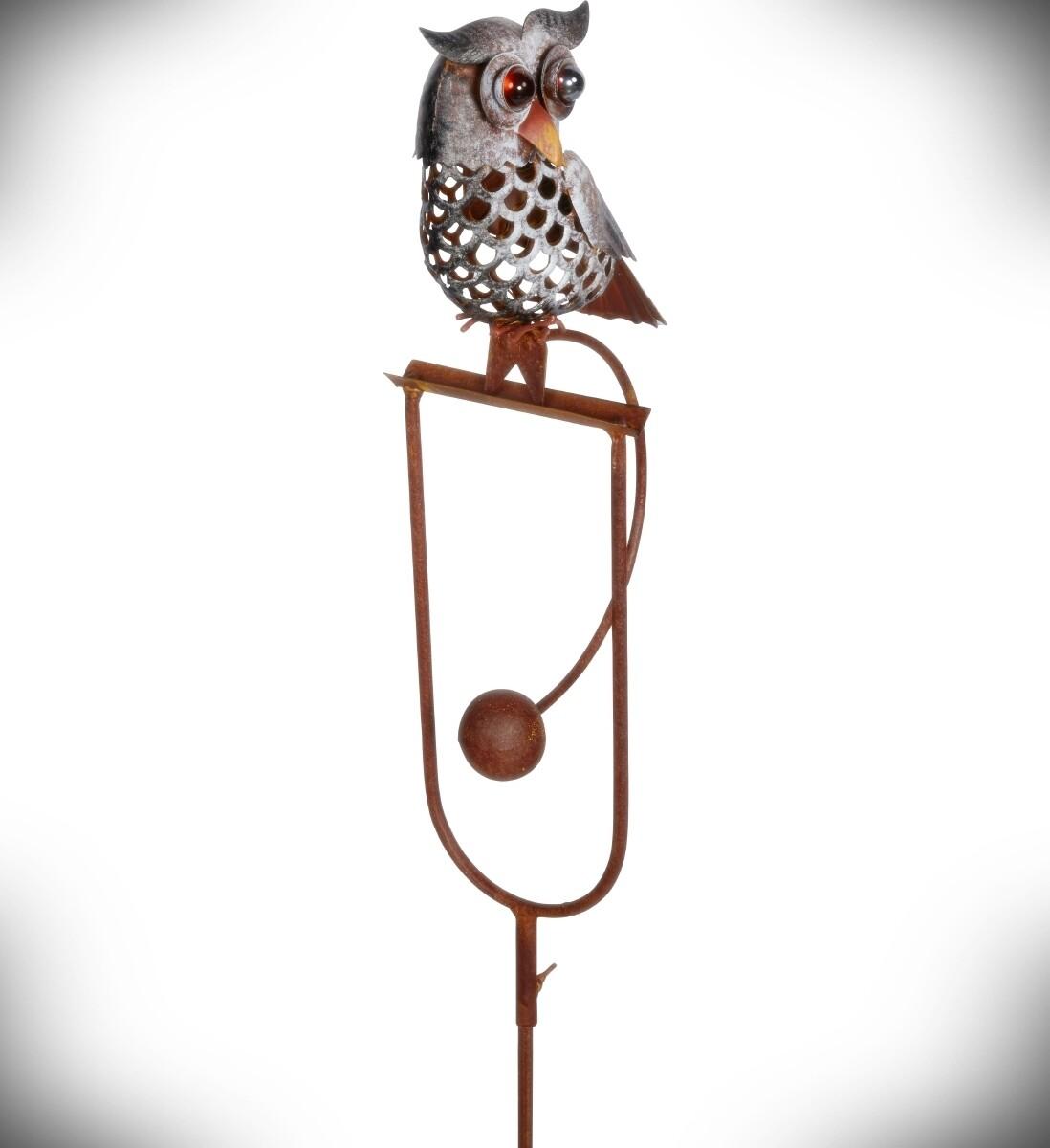 Rocking Owl Staked