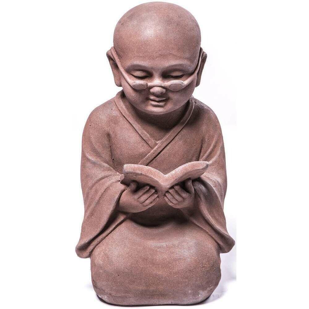 Reading Budda