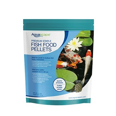Premium Staple Fish Food 2.2 lbs
