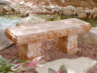 """Bench Copper Sandstone 48"""""""