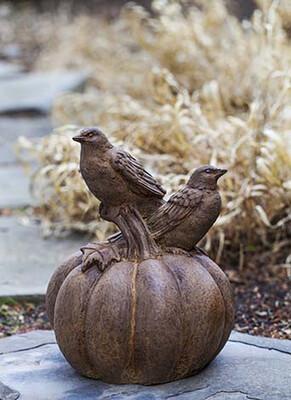 Birds on Pumpkin (PN)