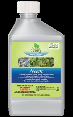 Neem Con. Natural Guard - 16 oz