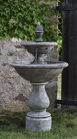 Charente Fountain- AL