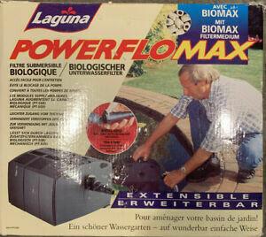 Laguna PowerFloMax Biological Underwater Filter