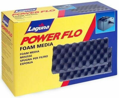 Laguna Powerflo Foam Media