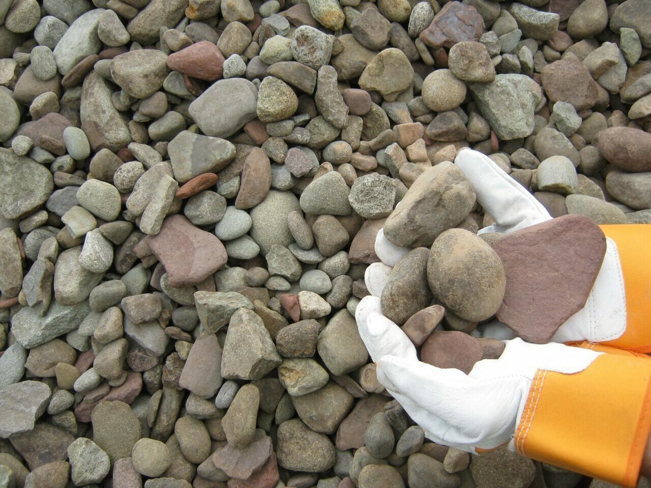 "1""-3"" Pocono River Stone 40 lbs. Bag"