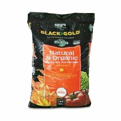 Black Gold Natural and Organic Mix 2 cu.ft.