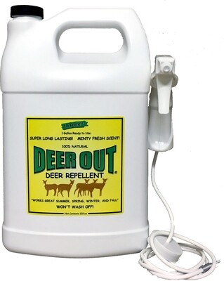 Deer Out Ready-to-Use 1 Gallon