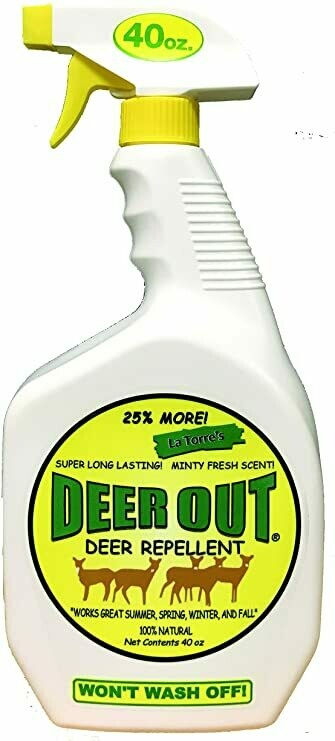 Deer Out - 40 oz