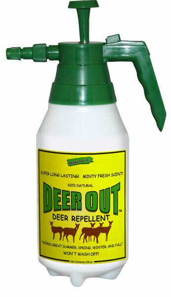 Deer Out Pump Spray - 48 oz