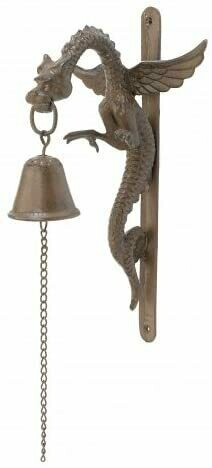 Flying Dragon Bell