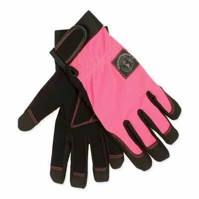 Gloves Digger Woman's Large - Pink