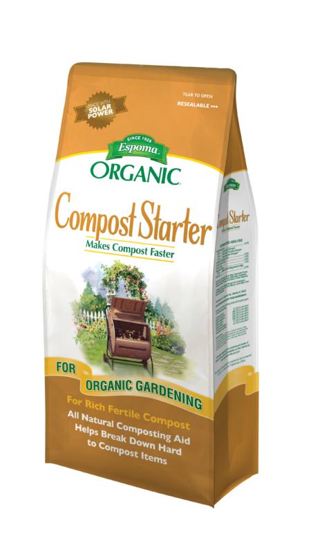 Compost Starter - 4 lb