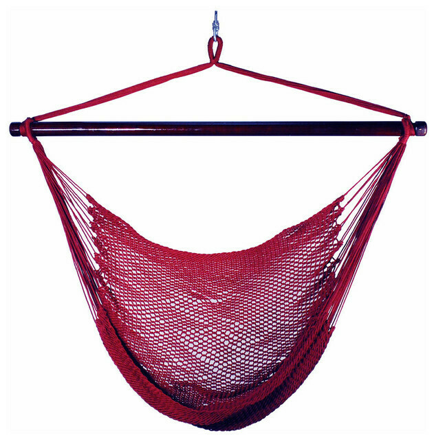 Hanging Chair - Burgundy