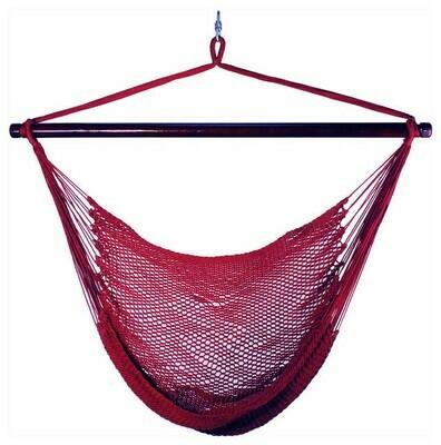 Hanging Chair - Burgundy