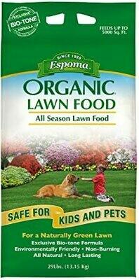Espoma Lawn Food -20 lbs