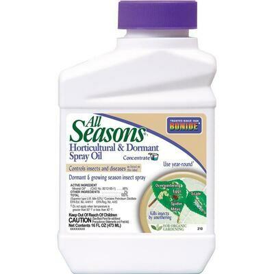 All Season Spray Oil