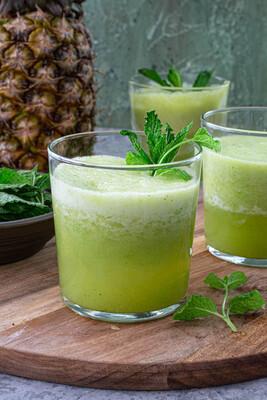 Mint Organic - Pineapple 1 Pint