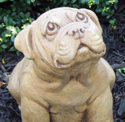 """11"""" Pug Puppy (93)"""