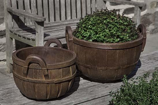 Apple Basket Planter (PN)
