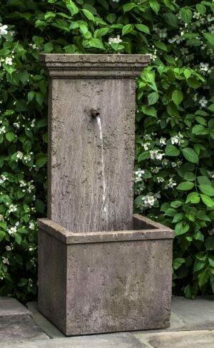 Marais Wall Fountain (AL)