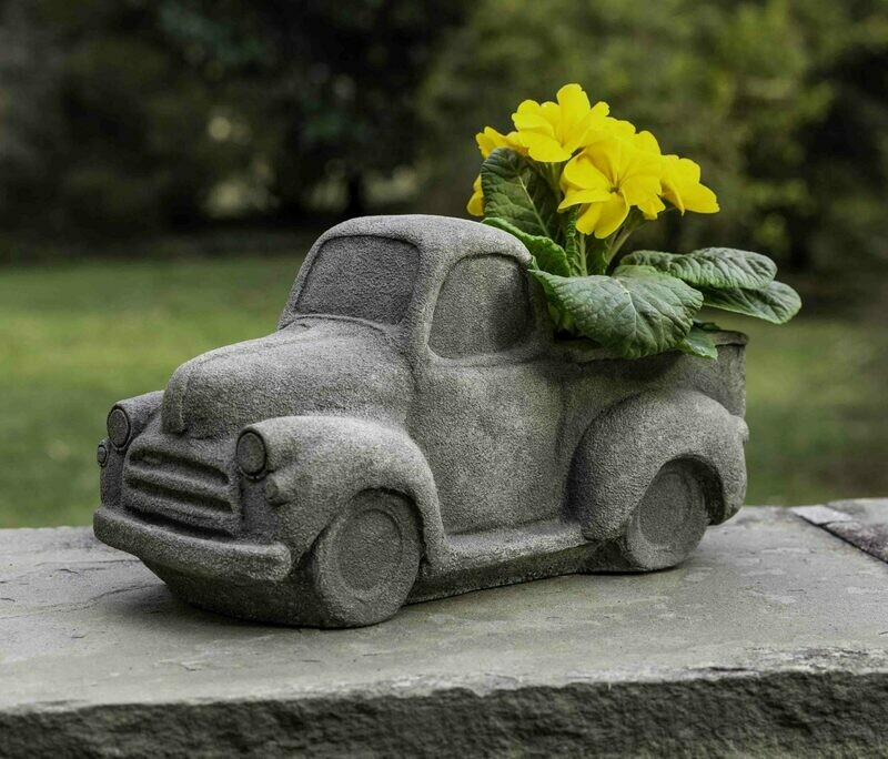 Vintage Pickup Planter (AS)