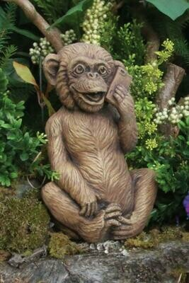 Monkey Speak No Evil (91)