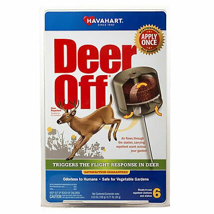 Deer Off Have-a-Heart