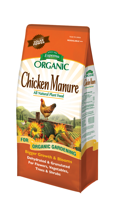 Chicken Manure - 3.75 lb