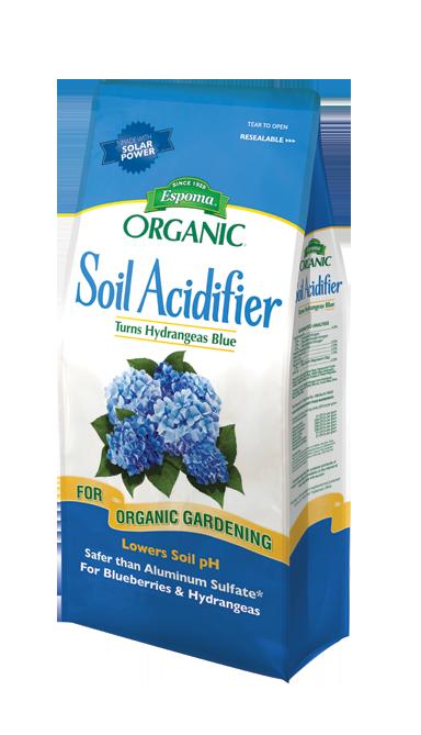 Soil Acidifier - 6 lb