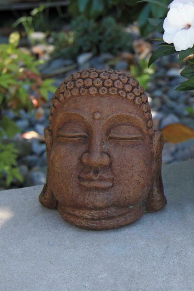 """7"""" Buddha Face (R91)"""