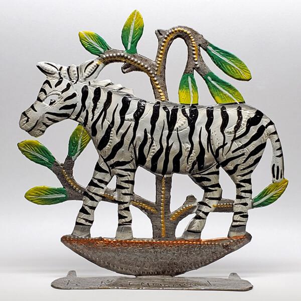 "Painted Zebra 4.5"""