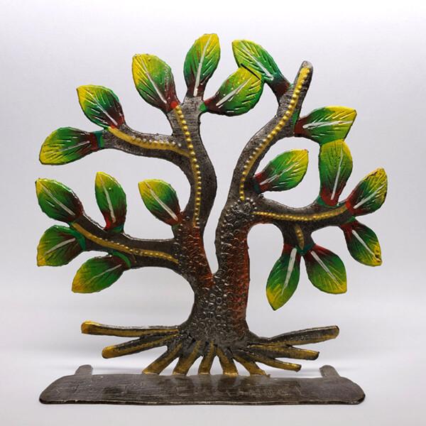 """Painted Tree 4.5"""""""