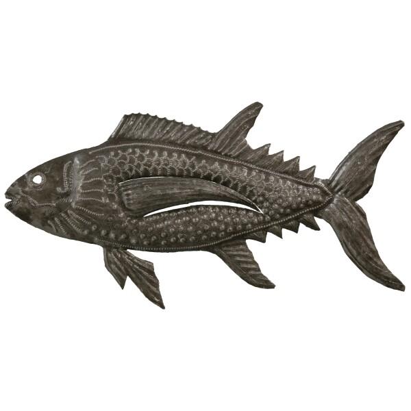 """Fish 14""""x7"""""""
