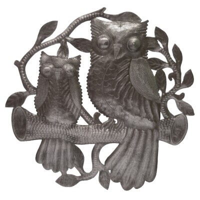 2 Owls on Branch 17