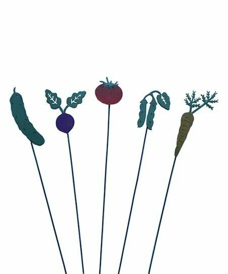 Vegetable Picks Metal