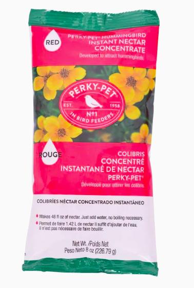 Perky-Pet Hummingbird Instant Nectar Concentrate (8 oz)