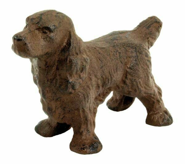 Dog - Cast Iron Weight