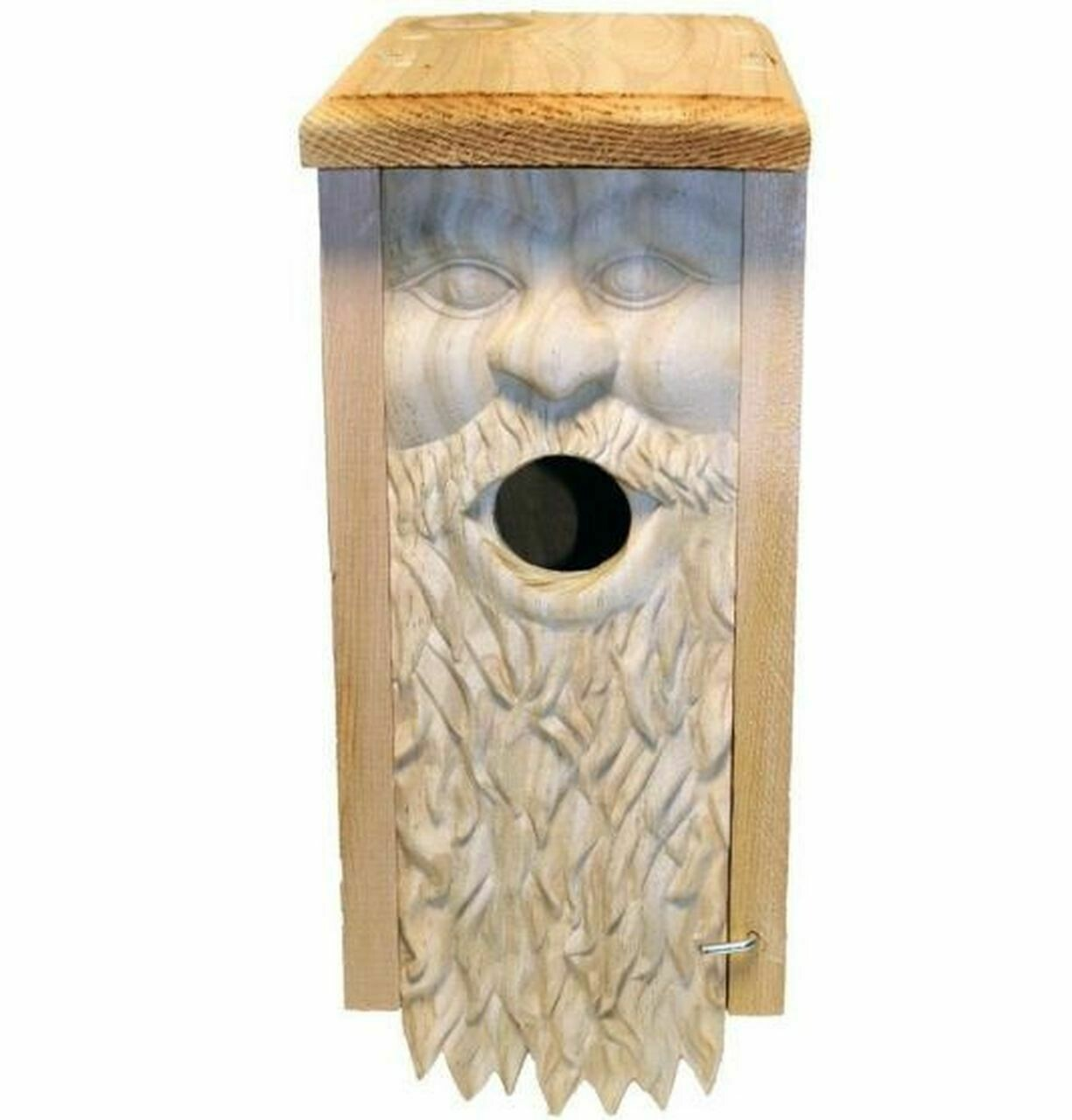 Father Time Birdhouse