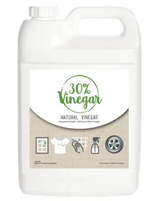 Vinegar 30% (1 Gal)
