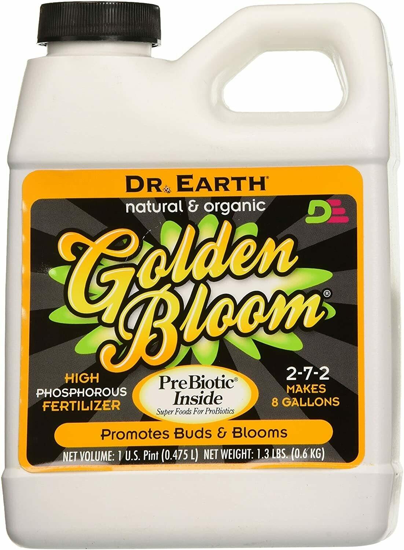 Dr. Earth Golden Bloom Fertilizer 1 quart