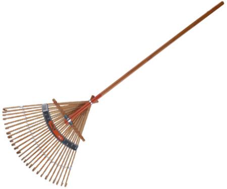 Bamboo Rake 24 in