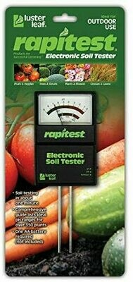 Rapid Test Electronic Soil Tester