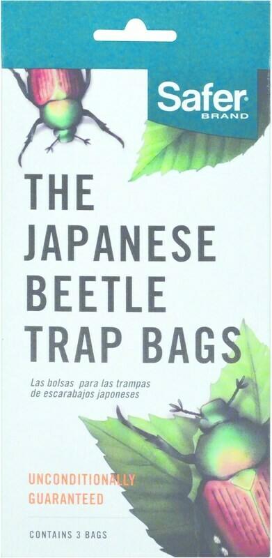 Japanese Beetle Trap Bags