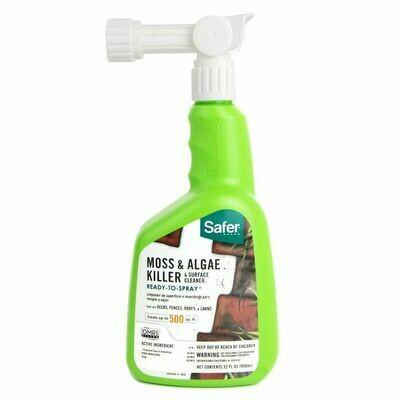 Moss & Algae Killer