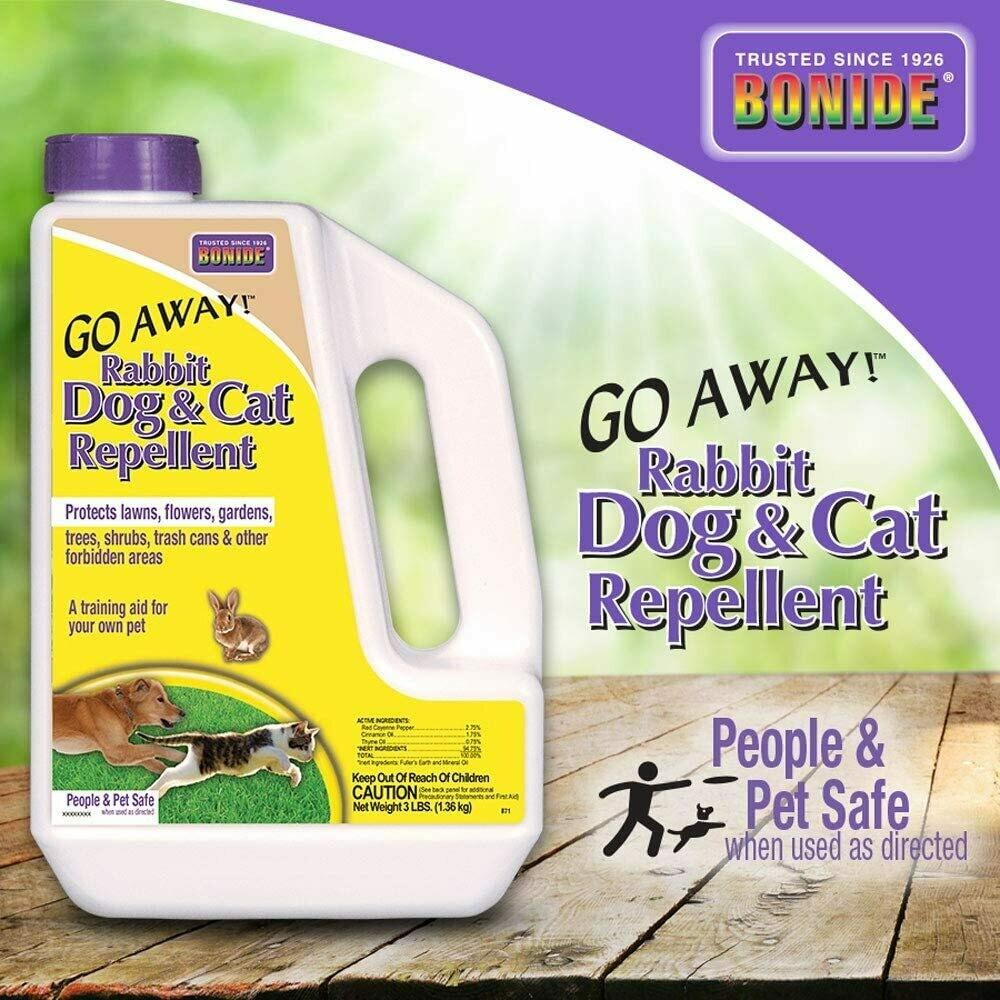 Rabbit Dog & Cat Repellent
